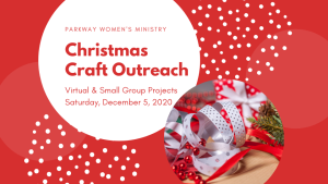 Christmas Craft Outreach