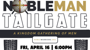 Noble Man Tailgate
